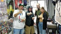 Shibumi, А. Митов и Bboy Gibona за Street Masters Festival (1/2)