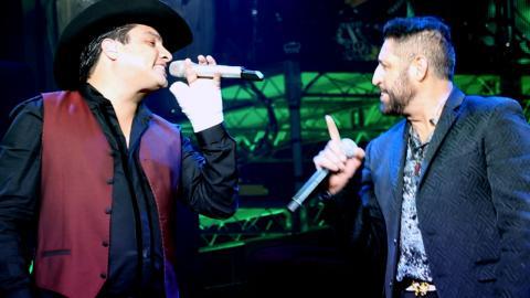 Julion Alvarez, El Coyote y Pancho Barraza - Mis Ídolos, Hoy Mis Amigos Gira 2016