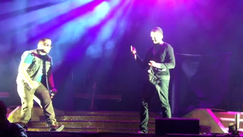 Opening for Romeo Santos Tour - LD and Jhoni