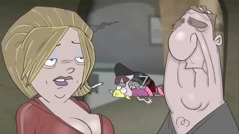 Cyndi mit dem Auge (Folge 6) - Post Nuclear Family