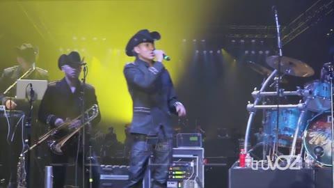 Nadie Me Vera Llorar (en vivo) - Montez De Durango