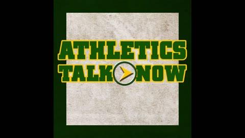 Adam Olsen and Tyler Bleszinski (Podcast No. 128) - Athletics Talk Now