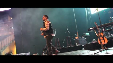 Opening For Juan Luis Guerra & Juanes in NY - LD and Jhoni