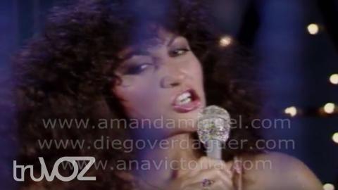 Amanda Miguel - Así No Te Amará Jamás (Video Oficial) - Amanda Miguel