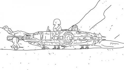 Speedrun - Star Wars VII The Force Awakens (Ep #16) - 1A4 Studio
