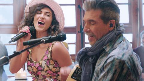 Ana Victoria y Diego Verdaguer - Yo Lo Quiero Tanto (Orgánico DVD 4K) - Ana Victoria