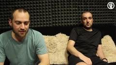 Явката ДЛГ, Madmatic & Andyto @ студио Точка (1)