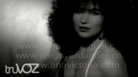 Amanda Miguel - Lo Ví (Video oficial) - Amanda Miguel