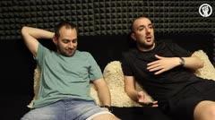 Явката ДЛГ, Madmatic & Andyto @ студио Точка (4)