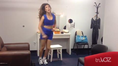 El #TourColorAmor en Los Angeles (videoblog) - Ana Victoria