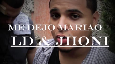 Me Dejo Mariao (Behind the Scenes) - LD and Jhoni