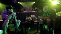 ЙоМРУК на сцена + Atila & Akasha (3/4)