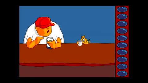 Gerbil Bar - Joe Cartoon