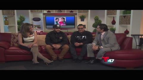 Entrevista Acceso Total - LD and Jhoni