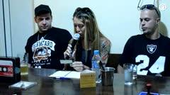 ЙоМРУК! на живо в Шумен с 42, DosTress, Gracie & Марго (1/4)