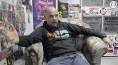 DJ Stancho (6) за полицейския произвол на ВС