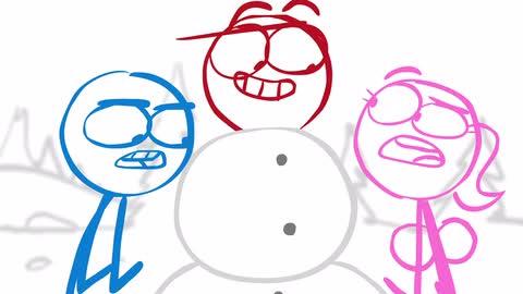 Snowjob (Folge 41) - Dick Figures