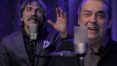 Alberto Cortez y Diego Verdaguer - Pasados Los Sesenta (Video Oficial) - Diego Verdaguer