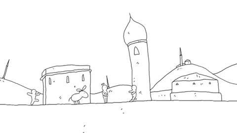 Animirus: Postmas (Ep #2) - 1A4Studio
