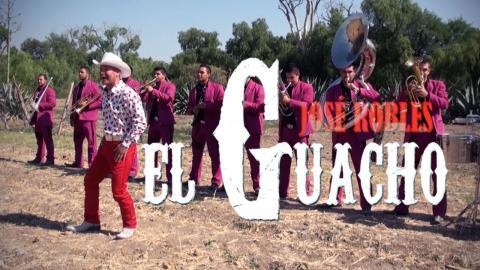"""Jose Robles """"El Guacho"""" - Mirame (Video Oficial)  - El Guacho"""