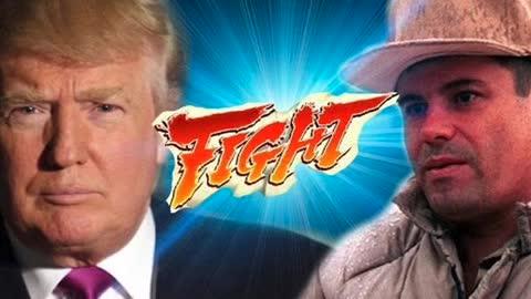 Donald Trump Vs El Chapo - Jose Robles El Guacho - El Guacho